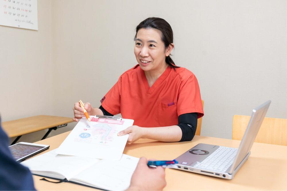 介護保険サービスにおける歯科居宅管理指導